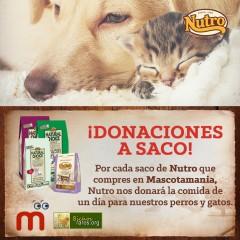 Campaña Donaciones a Saco