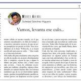 Nuestra veterinaria Sole de colmillos y garras en Valdemorillo nos escribe un articulo precioso.